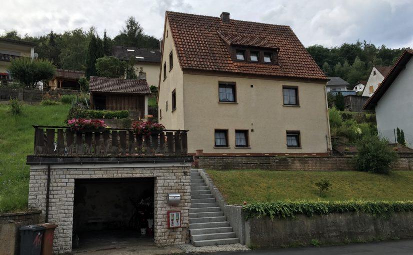 Verkauf Wohnhaus